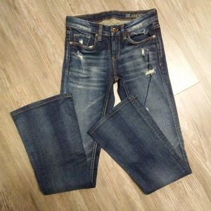 Blank NYC Women's Flared Jeans Size 24
